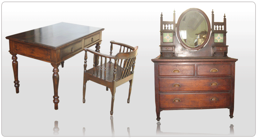 Colonial Furniture ~ Home & Interior Design